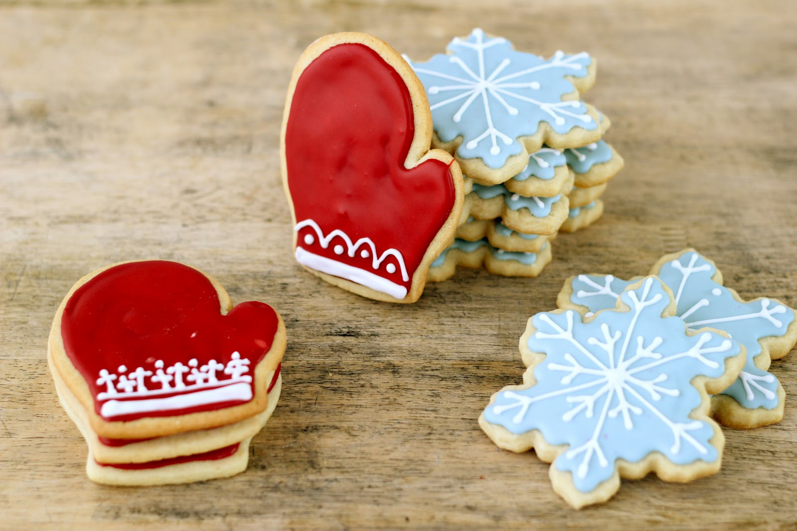 Christmas Sugar Cookies With Royal Icing  Jenny Steffens Hobick Christmas Cookies