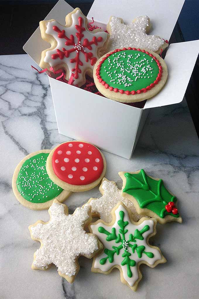Christmas Sugar Cookies With Royal Icing  The Ultimate Guide to Royal Icing for Decorating Holiday