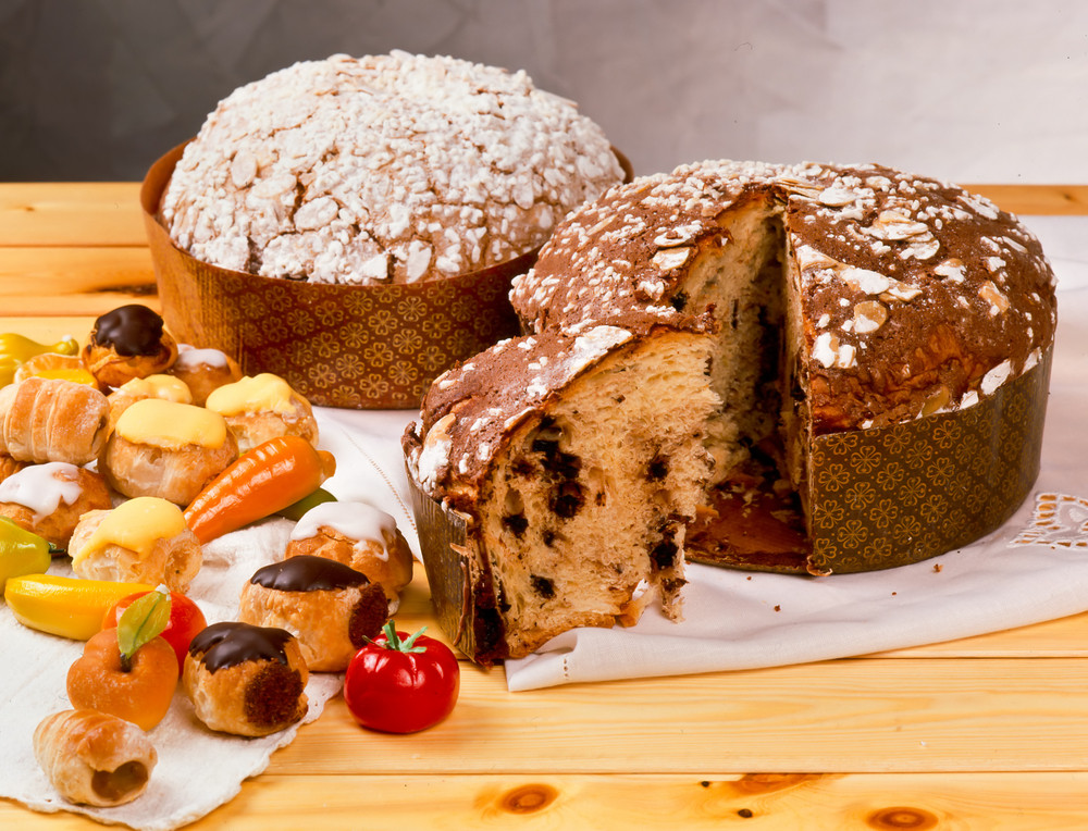 Christmas Sweet Bread  Italy's 6 Sweet Christmas Breads Panettone and Beyond