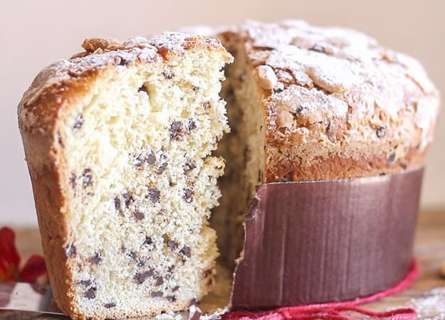 Christmas Sweet Bread  Panettone Italian Christmas Sweet Bread An Italian in my