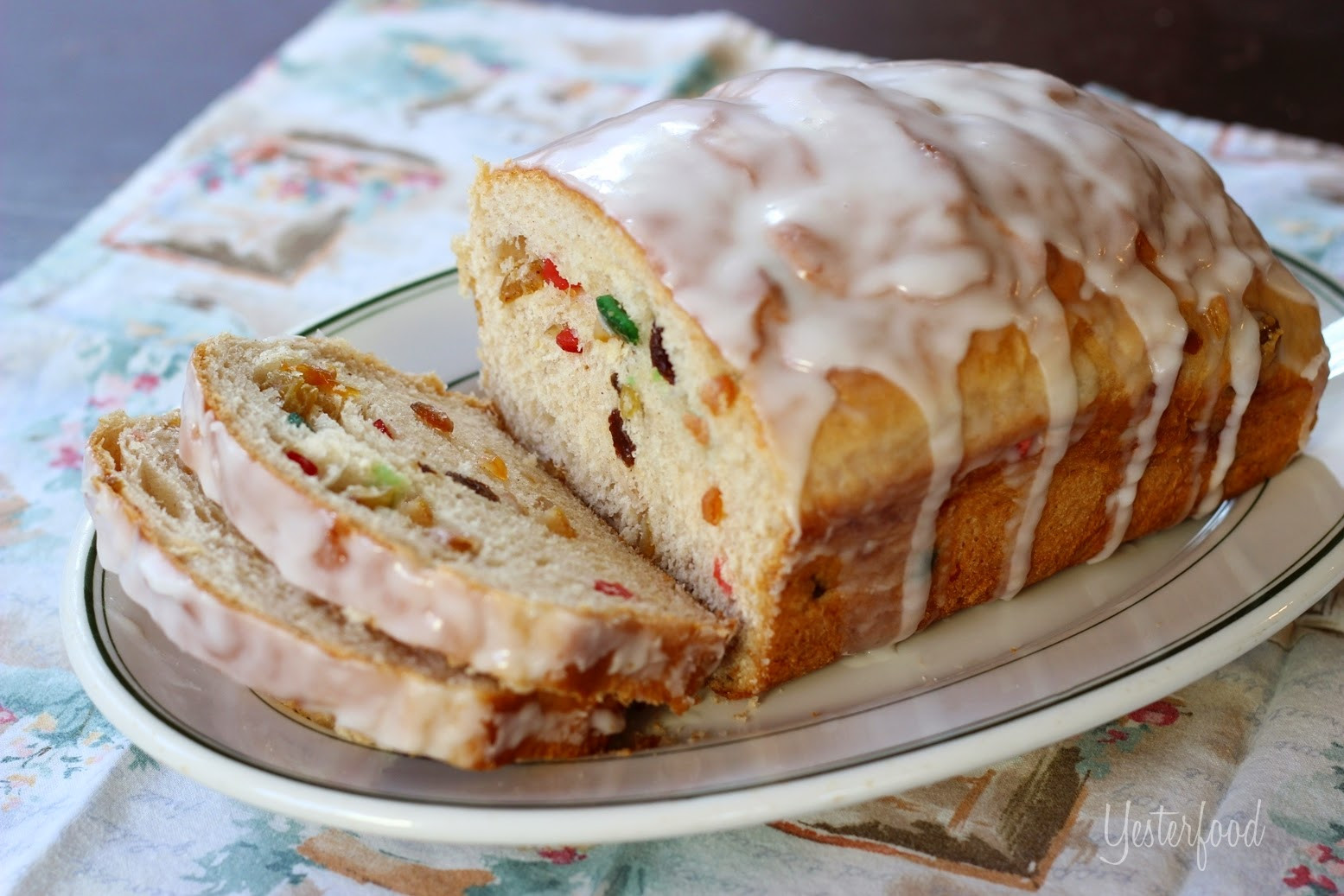 Christmas Sweet Bread Recipes  christmas sweet bread recipe