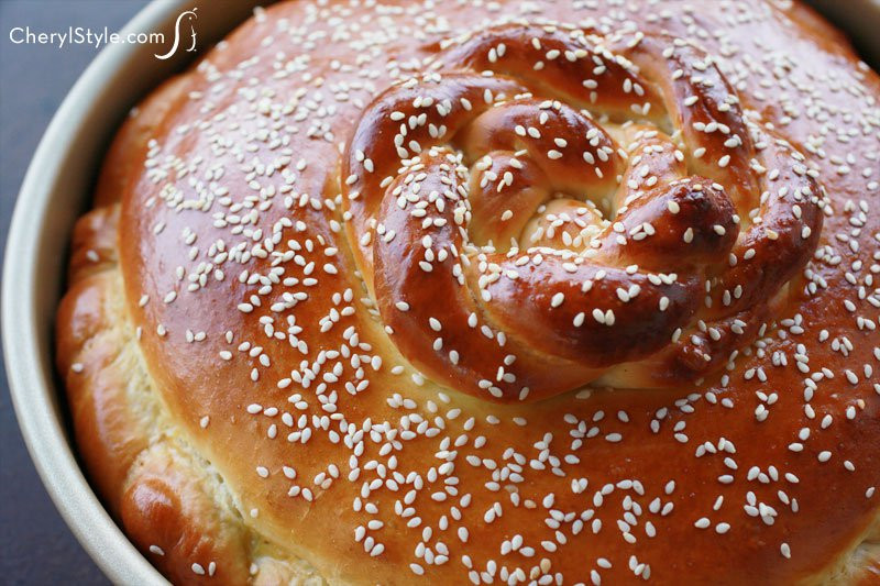 Christmas Sweet Bread Recipes  Bring blessings to your home with sweet Greek christmas bread