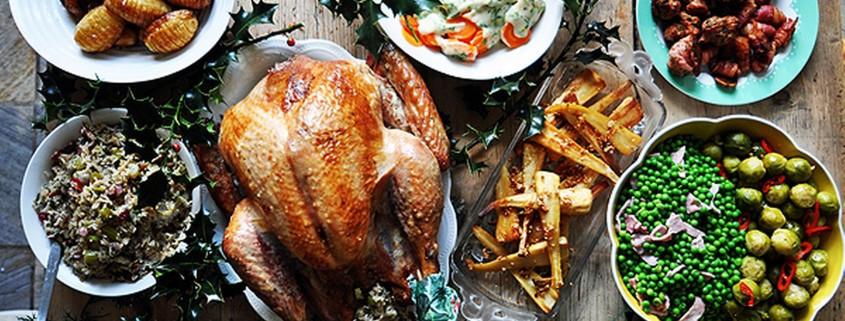 Christmas Theme Dinners  Health and Wellness Theme for December Healthy Holidays