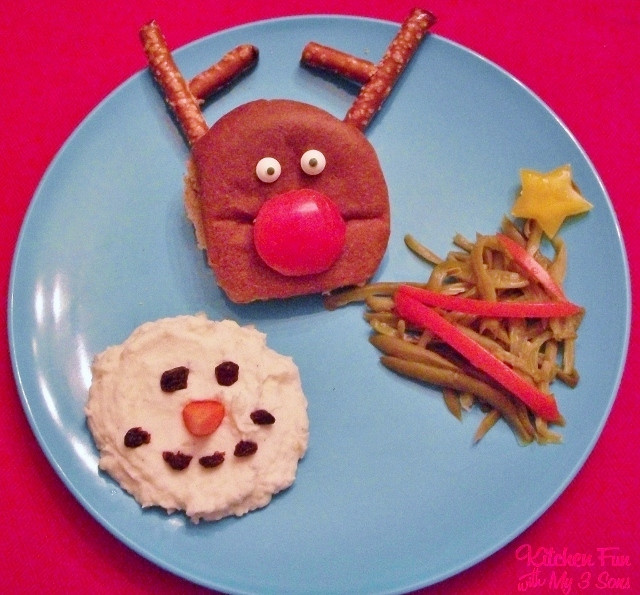 Christmas Theme Dinners  Christmas Dinner Ideas for Toddlers & Kids Kitchen Fun