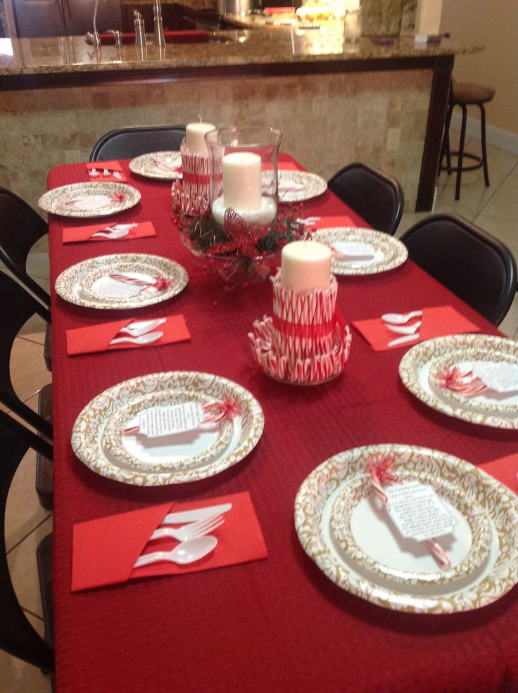 Christmas Theme Dinners  Top 25 ideas about Christmas party on Pinterest