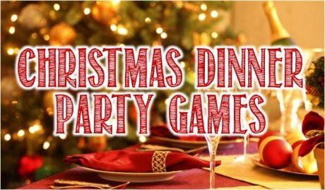 Christmas Theme Dinners  Christmas Dinner Party Games and Ideas
