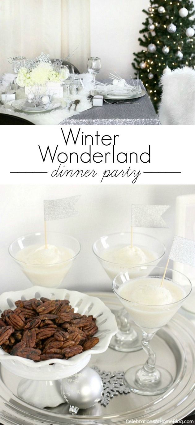Christmas Theme Dinners  1000 ideas about Themed Dinner Parties on Pinterest