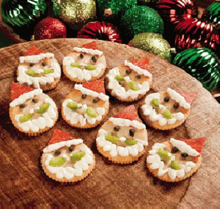 Christmas Themed Appetizers  Top 10 Fun Christmas Appetizer Recipes Top Inspired