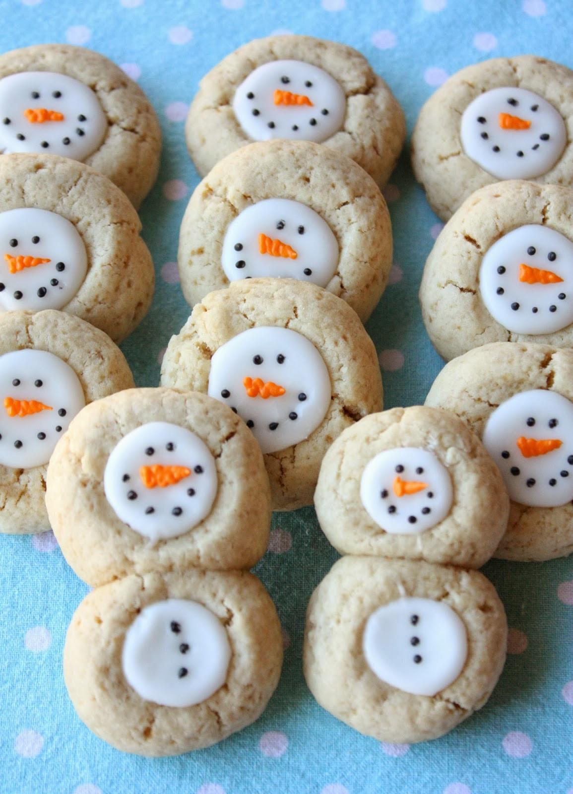 Christmas Thumbprint Cookies  Edible Christmas Gifts The 36th AVENUE