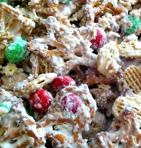 Christmas Trash Candy  Cooking with K Southern Kitchen Happenings Christmas