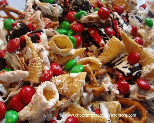 Christmas Trash Candy  1000 ideas about White Trash Recipe on Pinterest