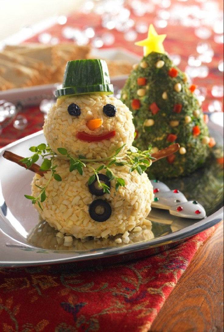 Christmas Tree Appetizers Recipes  18 Red and Green Christmas Appetizers for a Real Holiday