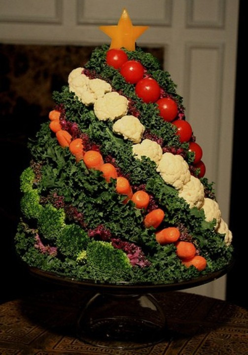 Christmas Tree Appetizers Recipes  ciao newport beach christmas themed appetizers