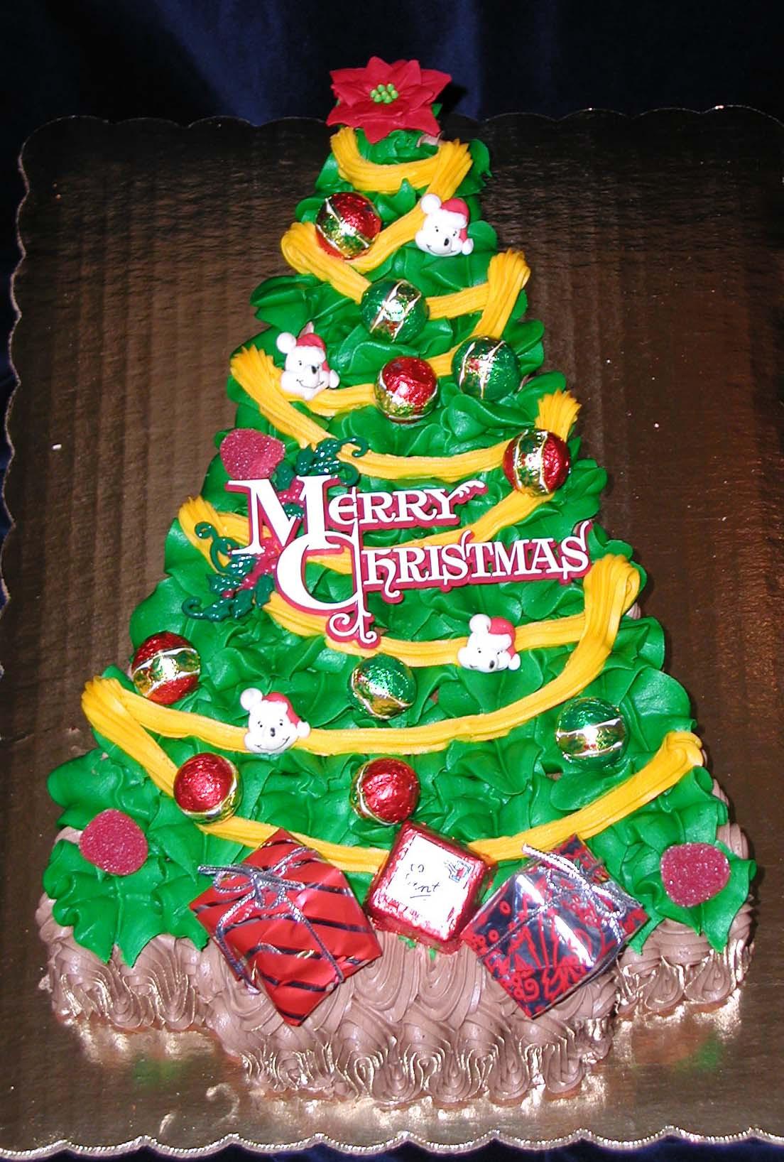 Christmas Tree Cakes  Christmas – Dinkel's