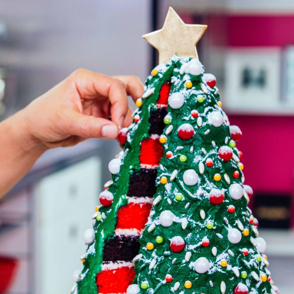 Christmas Tree Cakes  Yo s Christmas Tree Cake