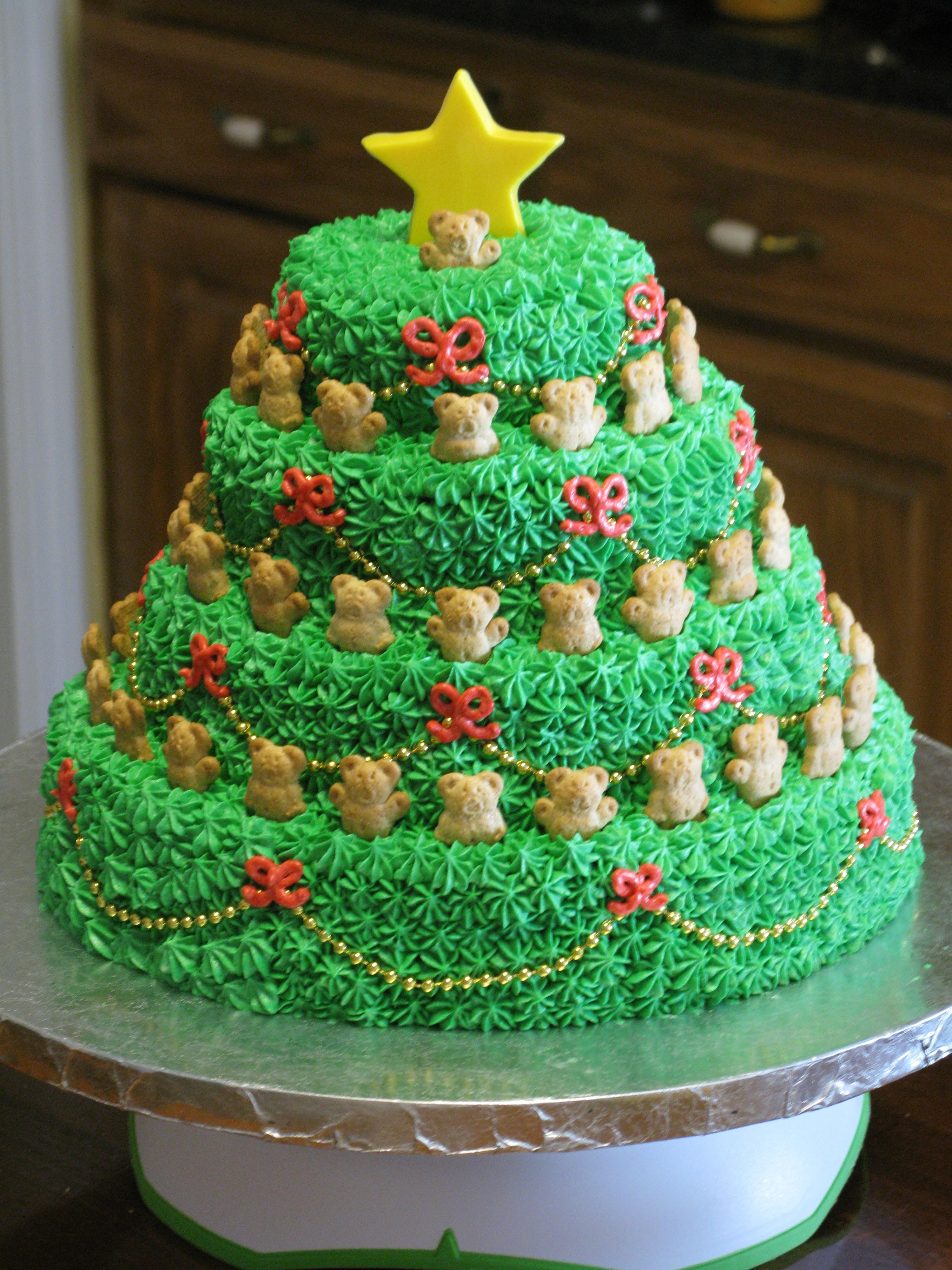 Christmas Tree Cakes  Singing Christmas Tree Cake