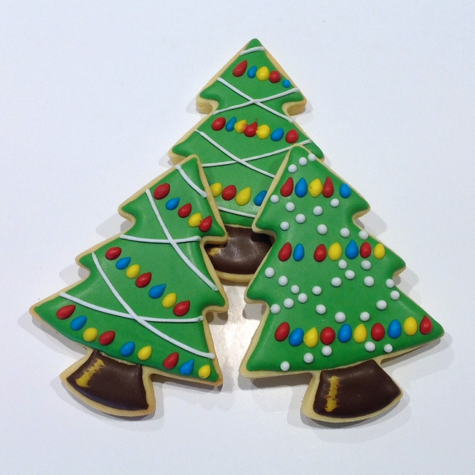 Christmas Tree Cookies Cutter  Christmas tree cookie cutter