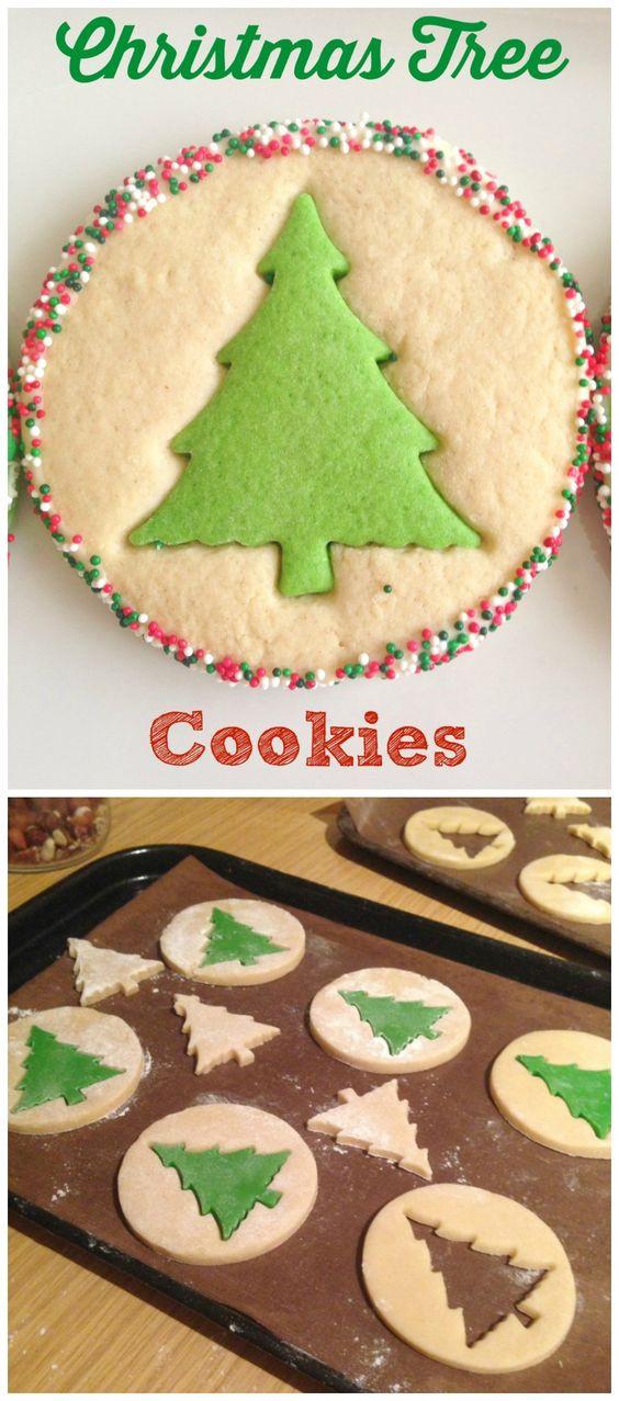 Christmas Tree Cookies Recipe  Christmas Tree Cookies
