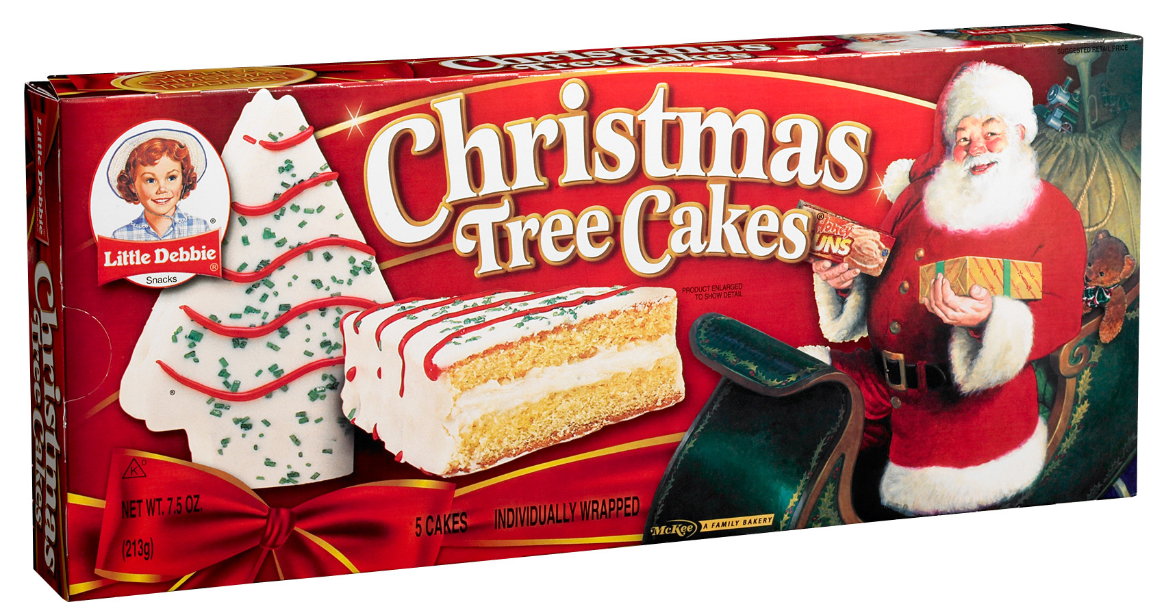 Christmas Tree Snack Cakes  Little Debbie Copycat Recipes To Make At Home