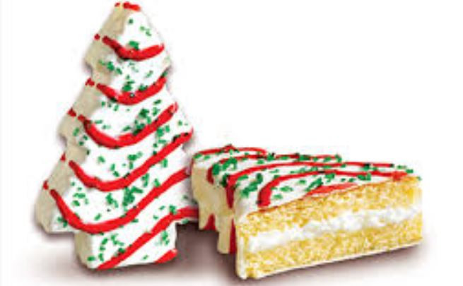 Christmas Tree Snack Cakes  Cincinnati's Connection to Little Debbie and Her Snack