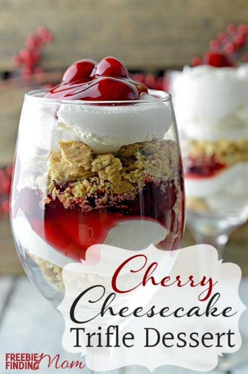 Christmas Trifle Dessert  The Perfect Christmas Trifle Recipe Cherry Cheesecake