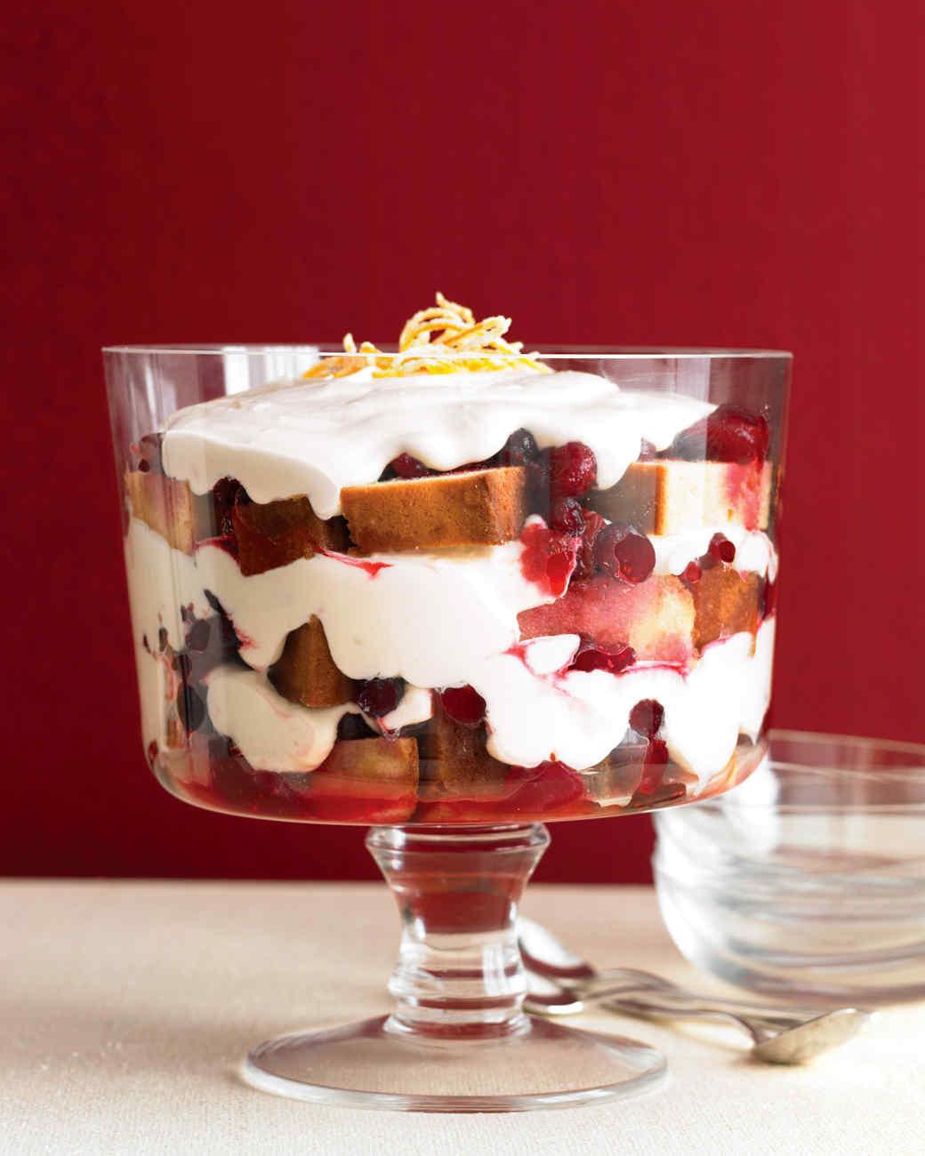 Christmas Trifle Dessert  12 Impressive Holiday Trifle Recipes