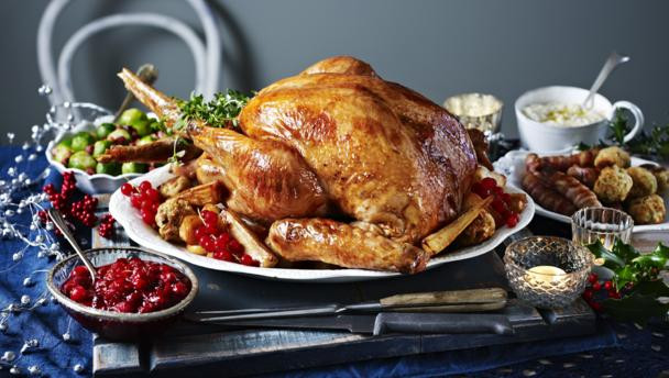 Christmas Turkey Dinner  BBC Food Recipes The perfect Christmas turkey