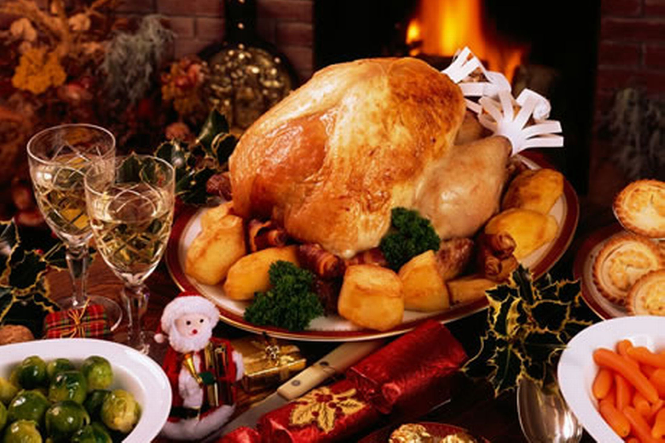Christmas Turkey Dinner  Christmas Dinner 2nd December 2016 Calon
