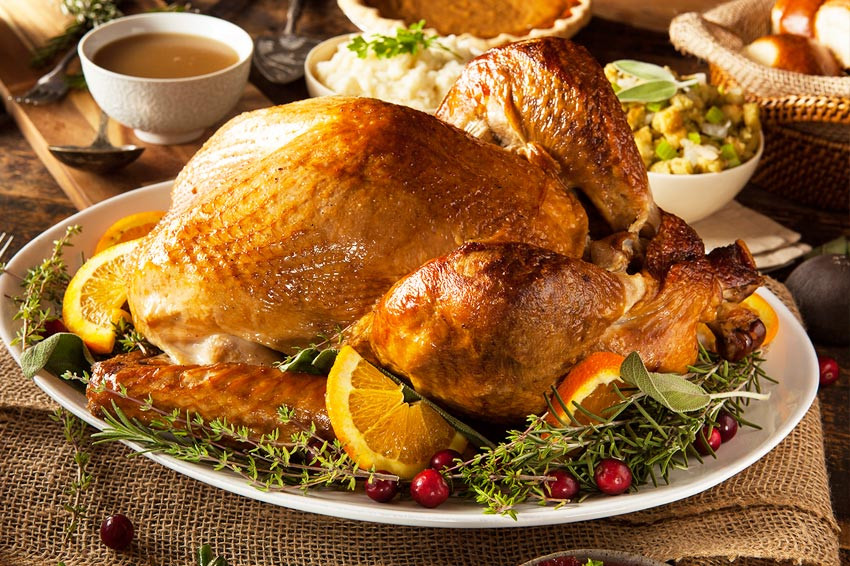 Christmas Turkey Dinner  Let us prepare your Holiday Dinners