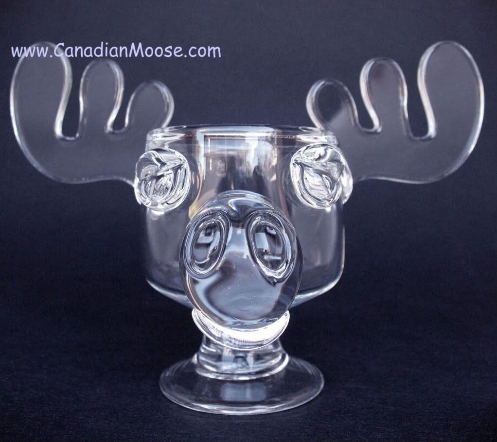 Christmas Vacation Eggnog Glasses  CHRISTMAS VACATION MOOSE MUGS eggnog glasses cups by