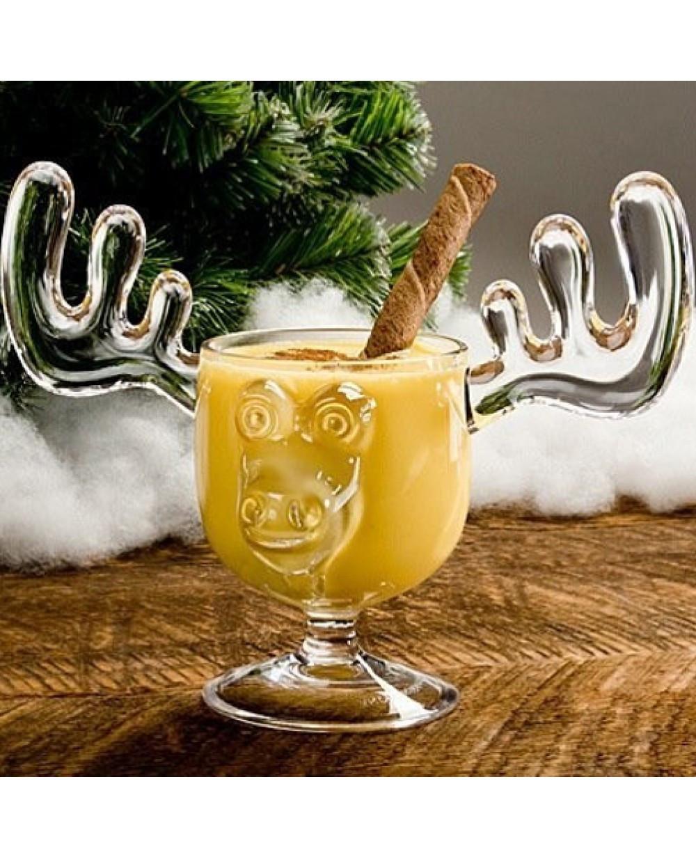 Christmas Vacation Eggnog  Christmas Vacation Moose Mug Choose Your Color