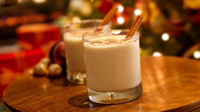 Christmas Vacation Eggnog  Making egg nog for the British Boing Boing
