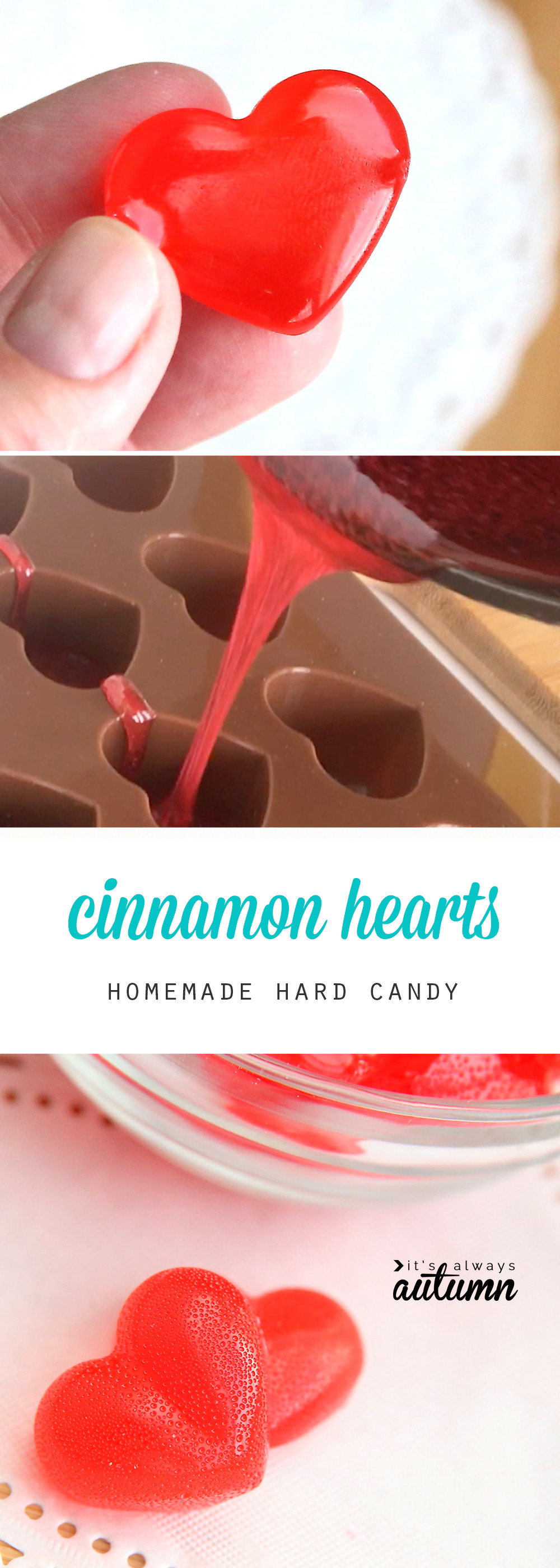 Cinnamon Christmas Candy  cinnamon hearts hard candy for Valentine s Day It s