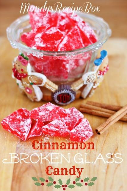 Cinnamon Christmas Candy  Cinnamon Broken Glass Candy Recipe