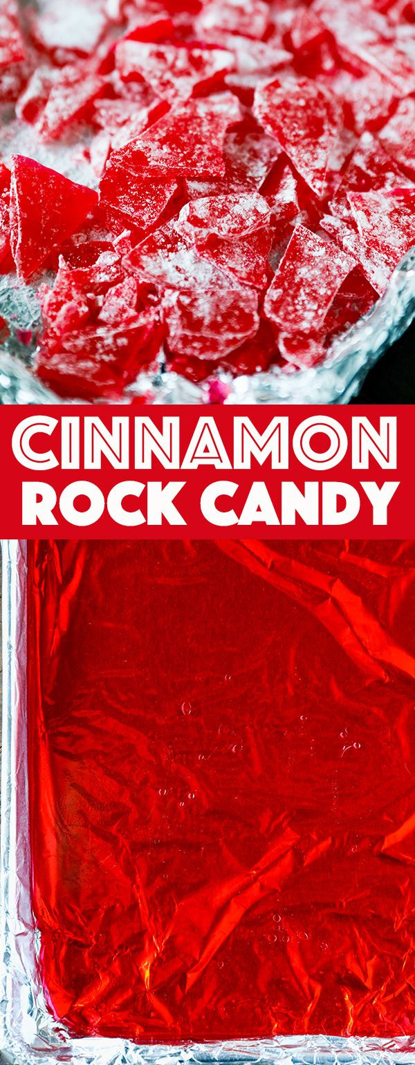 Cinnamon Christmas Candy  Hard Candy is a surprisingly easy treat to make and this