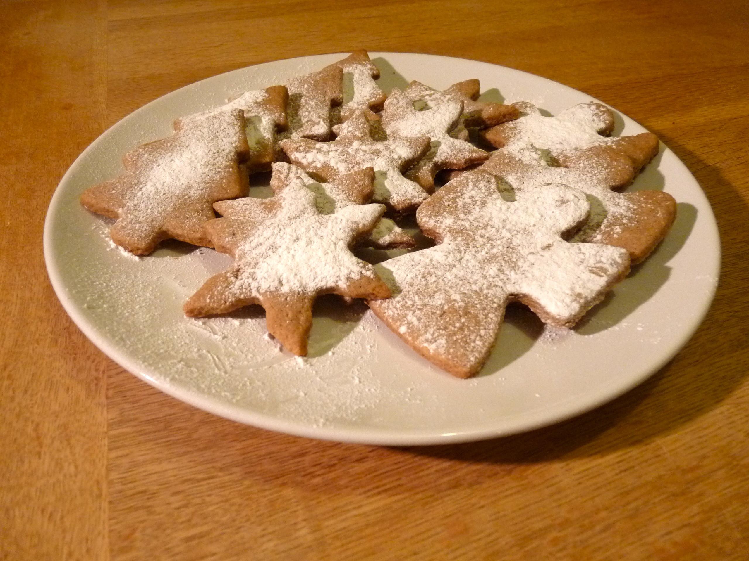 Cinnamon Christmas Cookies  Christmas Cinnamon Cookies