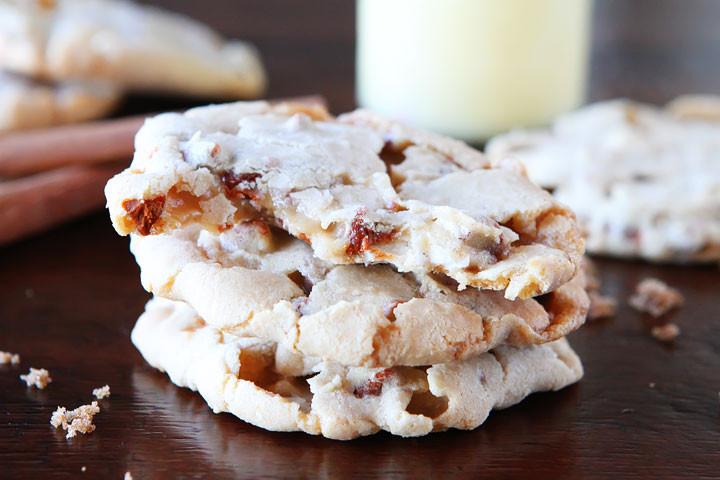 Cinnamon Christmas Cookies  Cinnamon Eggnog Christmas Cookies – My Best Food Pics