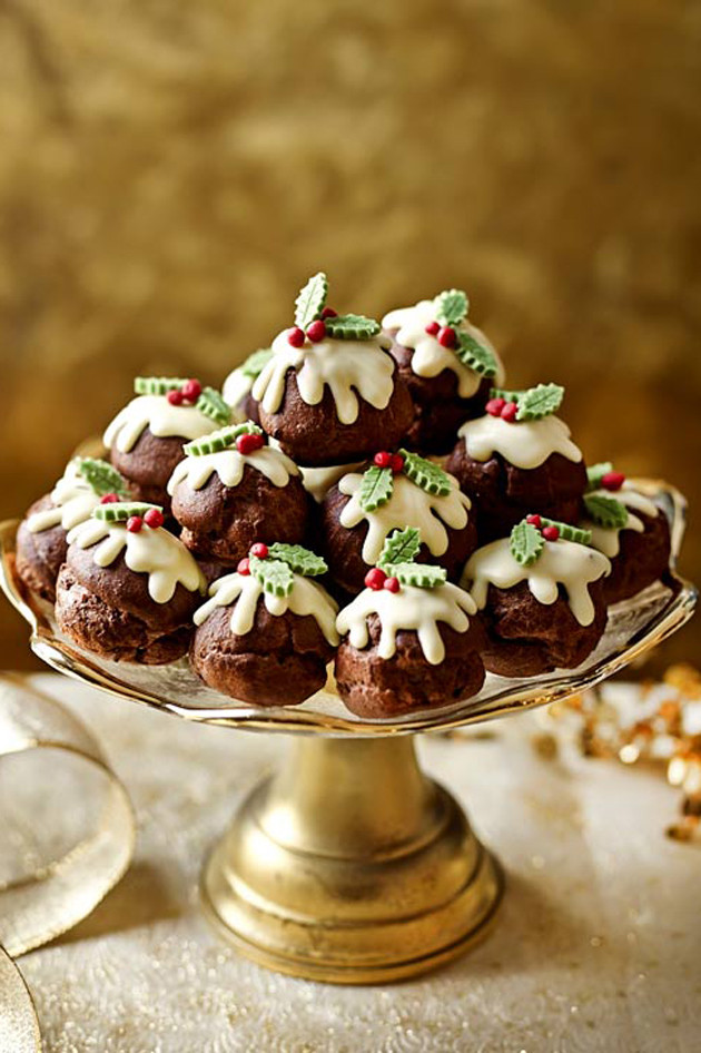 Classic Christmas Desserts  Unbelivably good chocolate Christmas desserts Woman s own