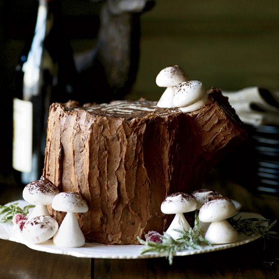 Classic Christmas Desserts  564 best images about Christmas Recipes on Pinterest