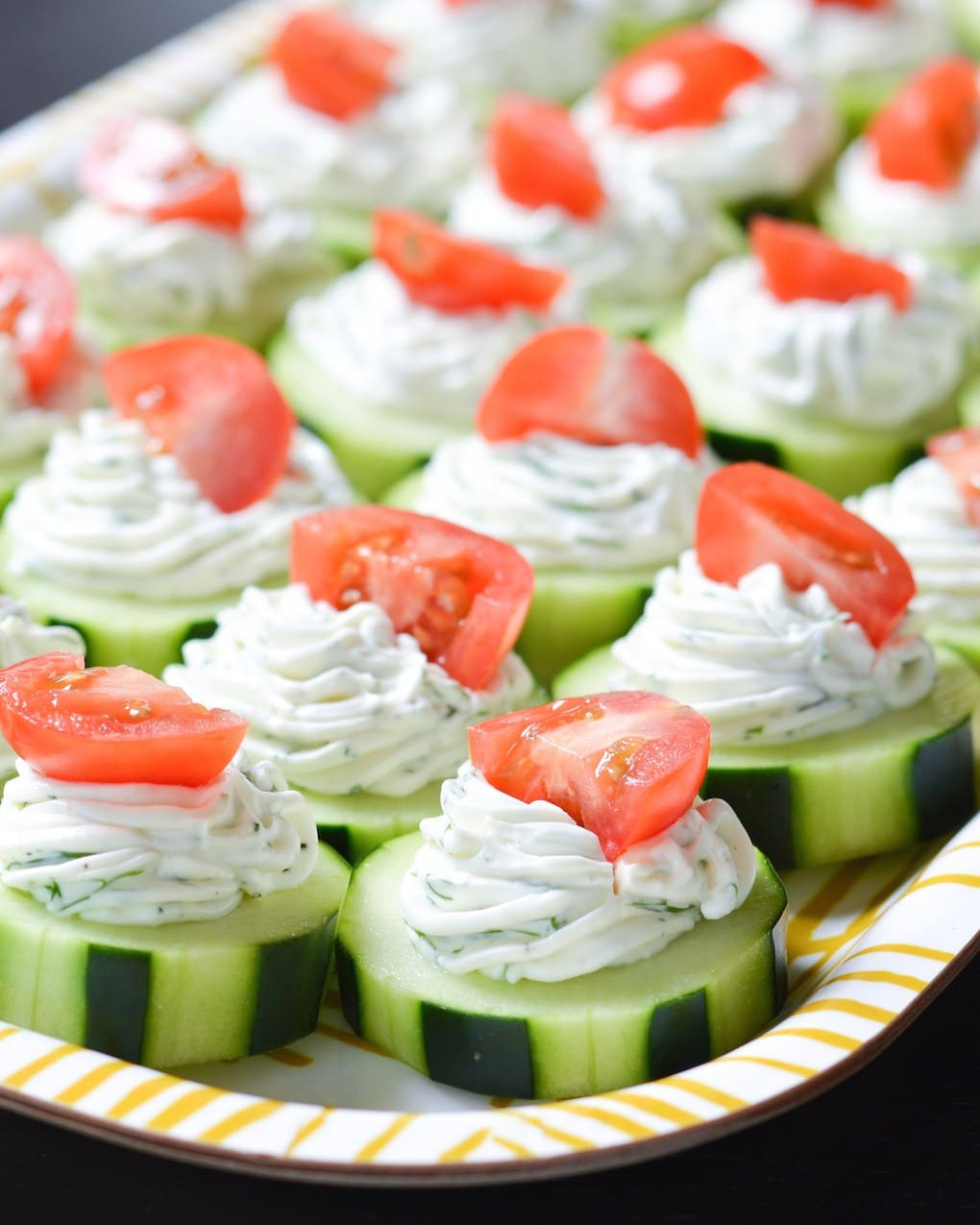 Cold Christmas Appetizers  18 Skinny Appetizers For Your Holiday Parties