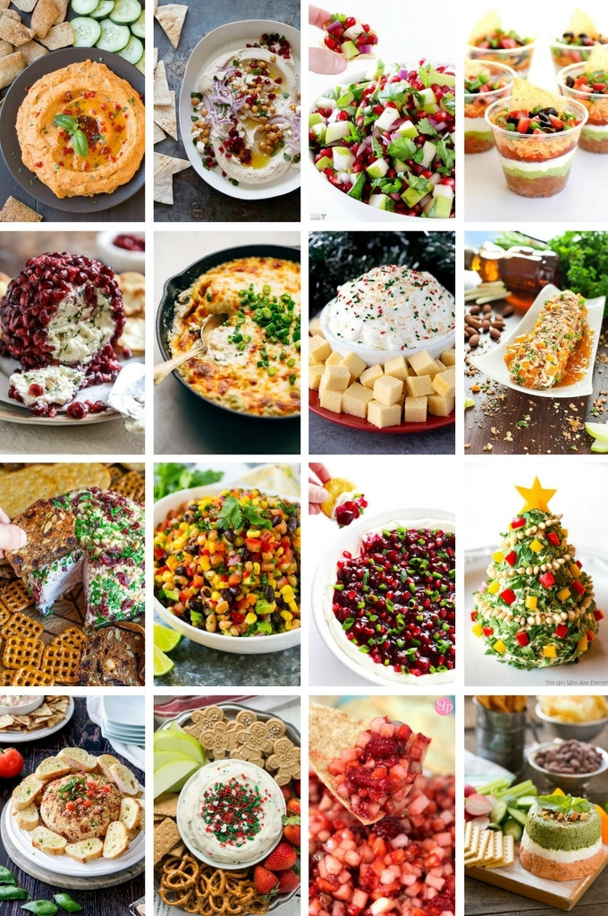 Cold Christmas Appetizers  60 Christmas Appetizer Recipes Dinner at the Zoo