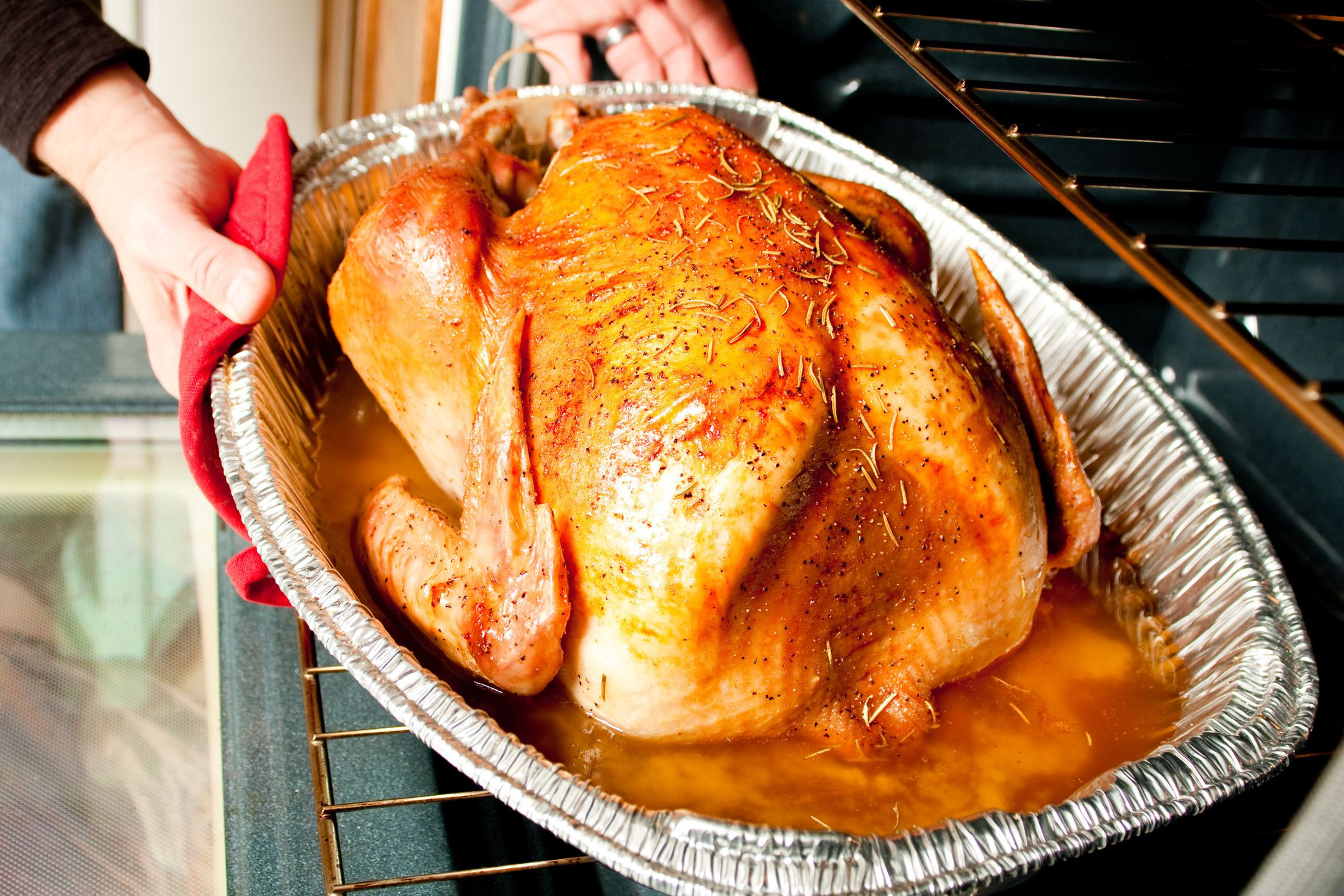 Cooked Turkey For Thanksgiving  How to Cook a Frozen Turkey Without Thawing