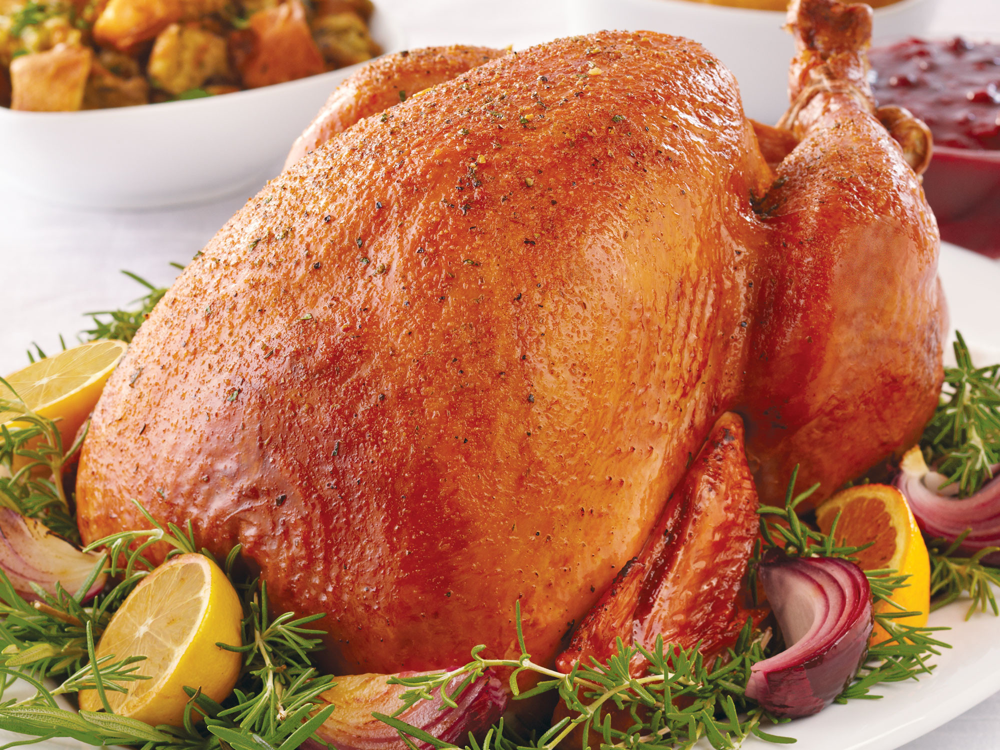 Cooked Turkey For Thanksgiving  How to cook your Christmas turkey The Medicine Garden