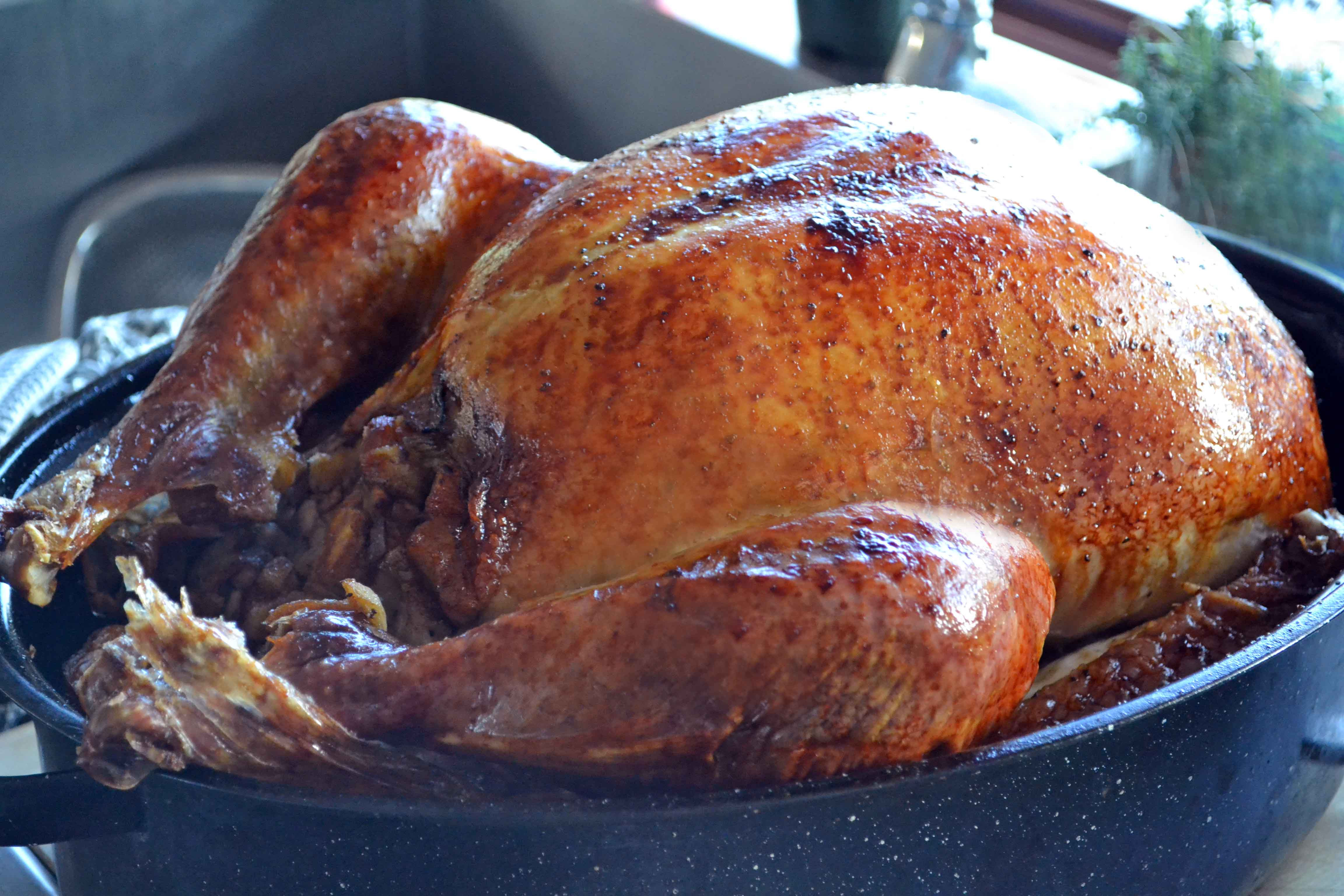Cooked Turkey For Thanksgiving  Poultry Fish & Seafood – The Best of Bridge
