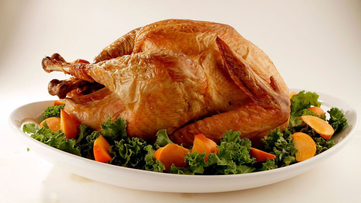 Cooked Turkey For Thanksgiving  A beginner s guide to cooking a Thanksgiving turkey