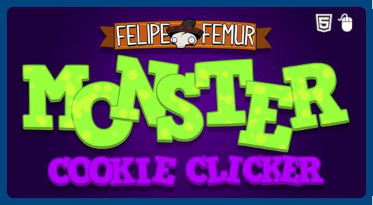 Cookie Clicker Halloween Cookies  Felipe Femur ⋆ Wel e to Felipe Femur Play games and