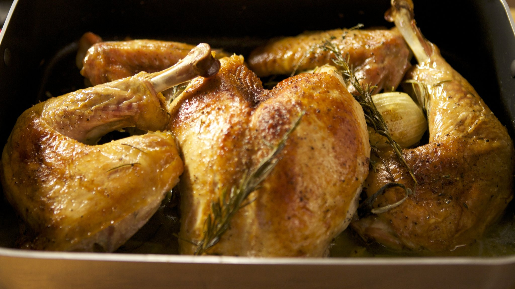 Cooking Turkey The Day Before Thanksgiving  Fastest Roast Turkey Recipe NYT Cooking