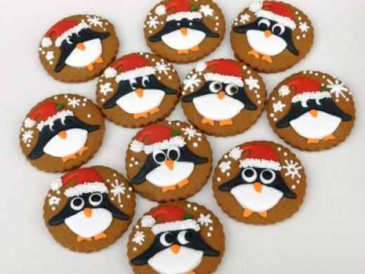 Cool Christmas Cookies  Cute Christmas Cookies