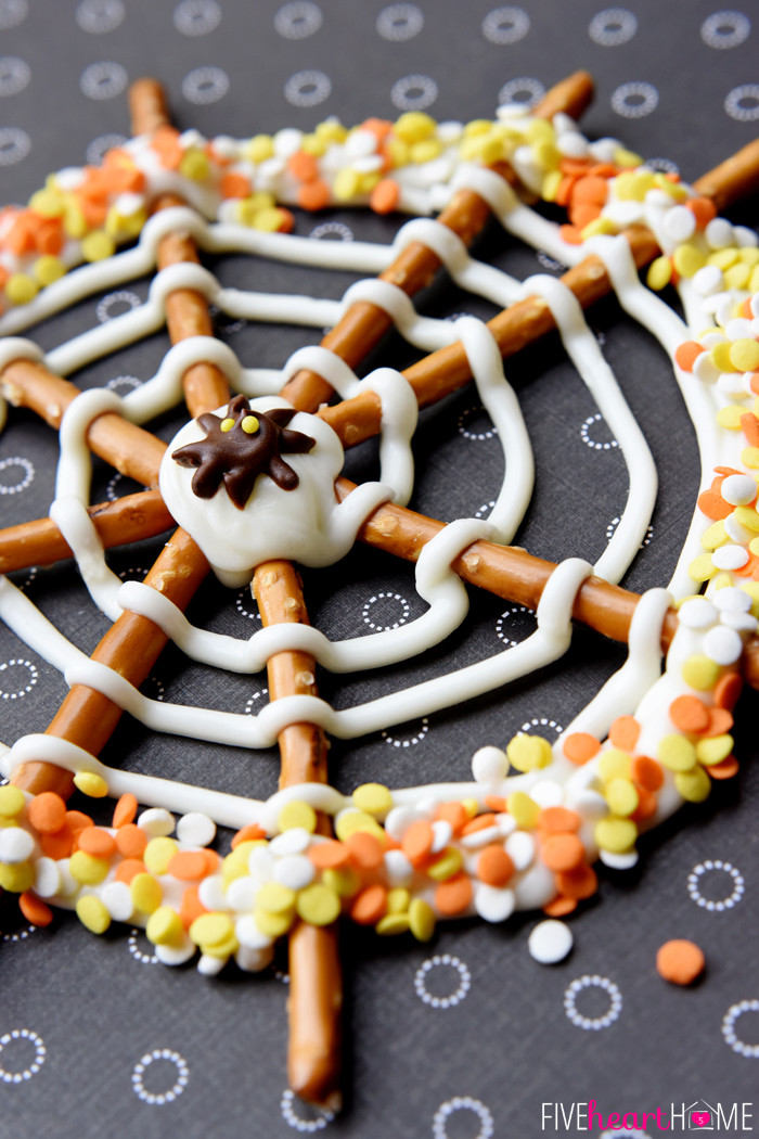Cool Halloween Desserts  25 Cute & Easy Halloween Treats Crazy Little Projects