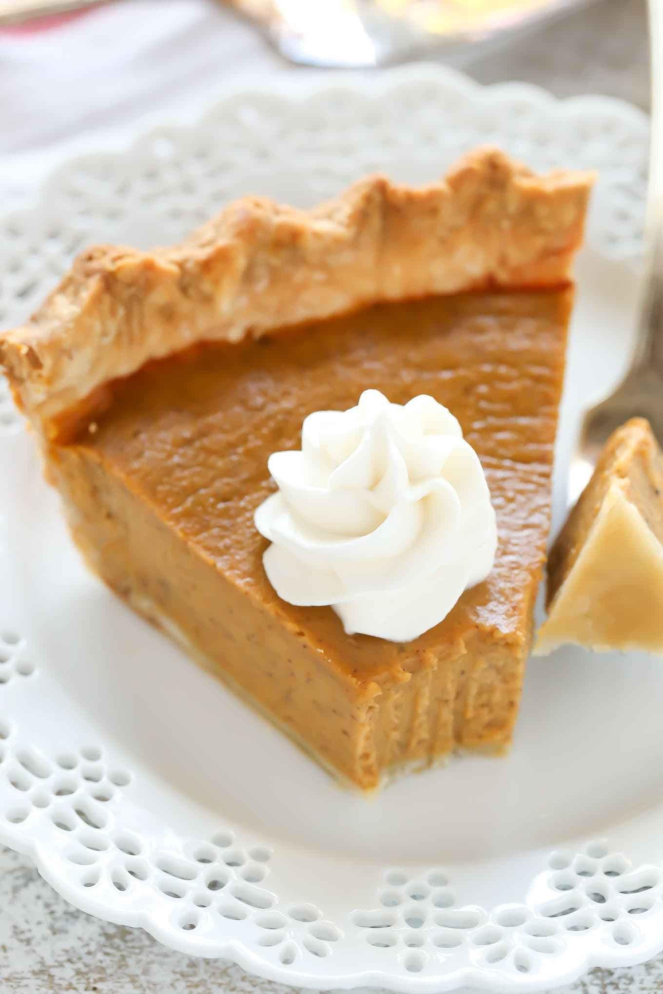 Costco Pies Thanksgiving  Pumpkin Pie Recipe